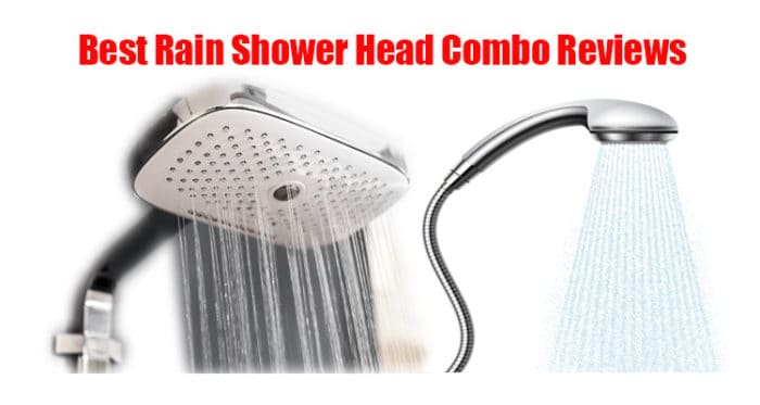 Best Rain Shower Head Combo