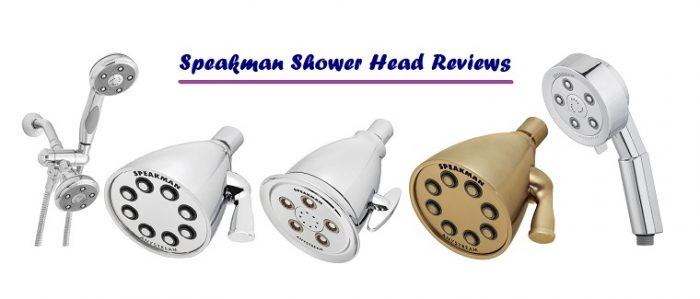 Speakman Shower Head Reviews