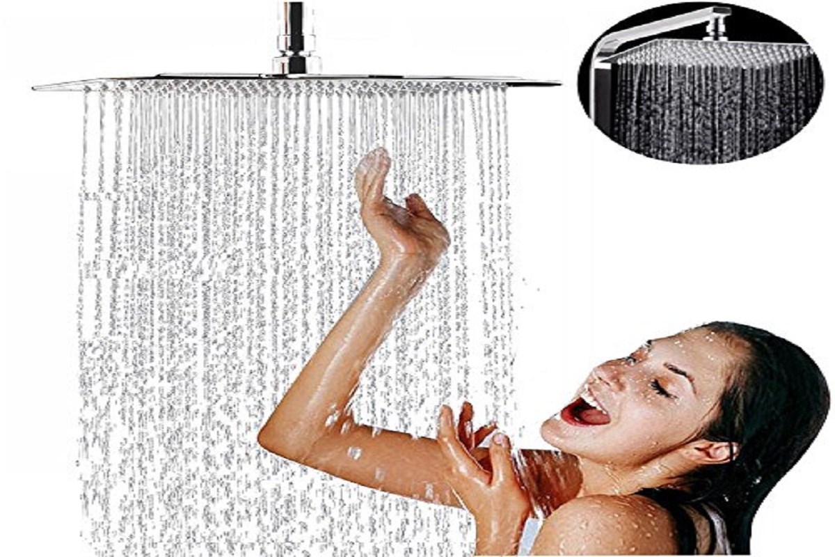 how to increase shower head pressure