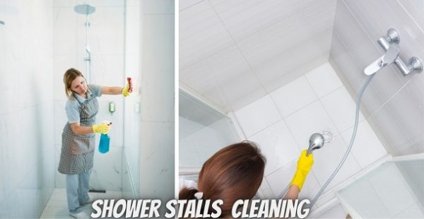 How To Clean Shower Stalls