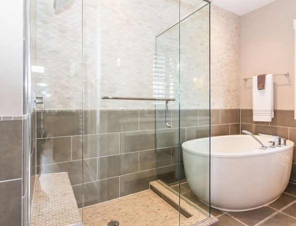 How to Clean Textured Fiberglass Shower Floor
