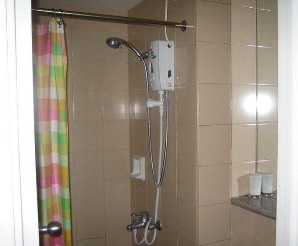 Why do Women Like Hot Showers
