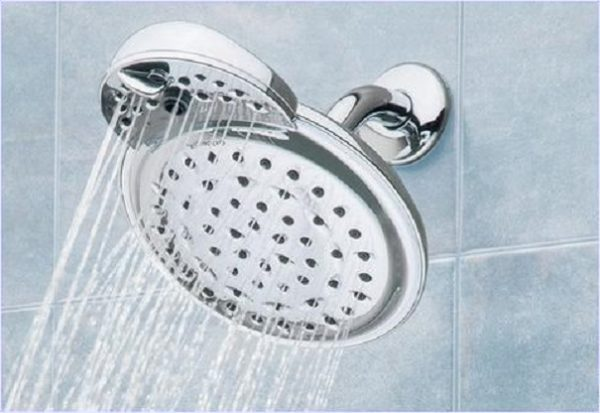 how to remove flow restrictor from delta shower head