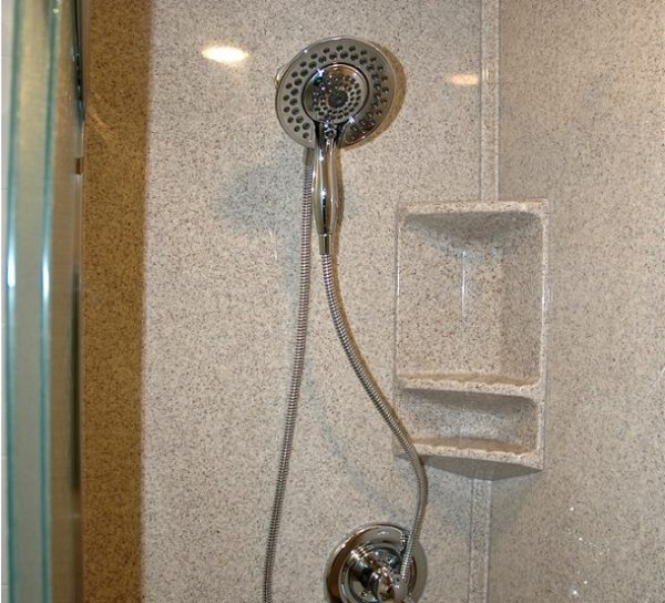 remove flow restrictor delta shower head