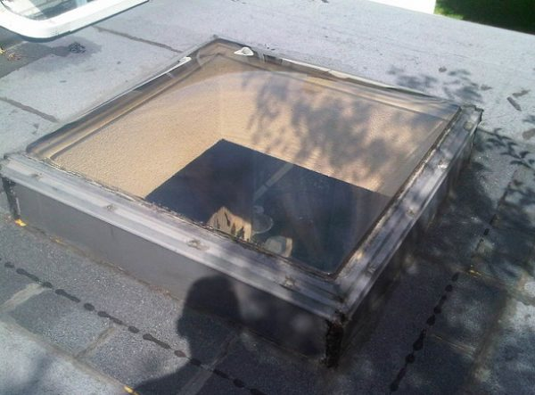 How to Replace Skylight in My RV Shower