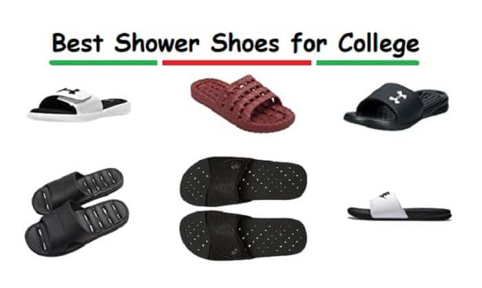 Best Shower Shoes for College student