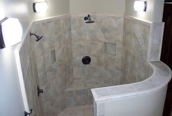 Awesome Walk in Shower Tile Ideas