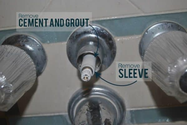 How to Replace a Bathtub Spout Shower Diverter