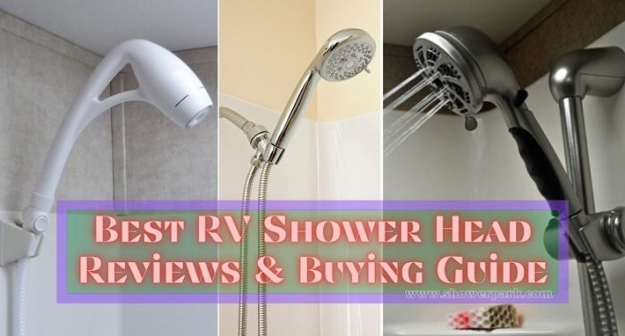 Best RV Shower Head Reviews