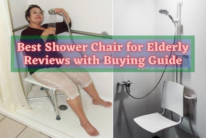 Best Shower Chair for Elderly